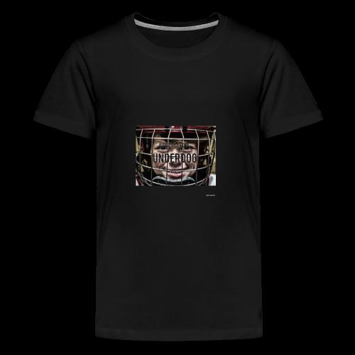Believe in the underdog - Kids' Premium T-Shirt