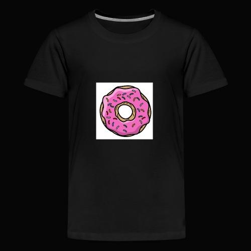 Doughnut Style - Kids' Premium T-Shirt