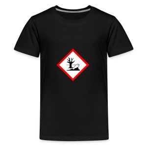 danger for the environment - Kids' Premium T-Shirt
