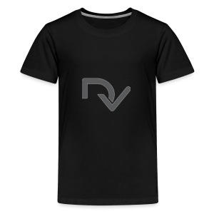 DaveyVlogs - Kids' Premium T-Shirt