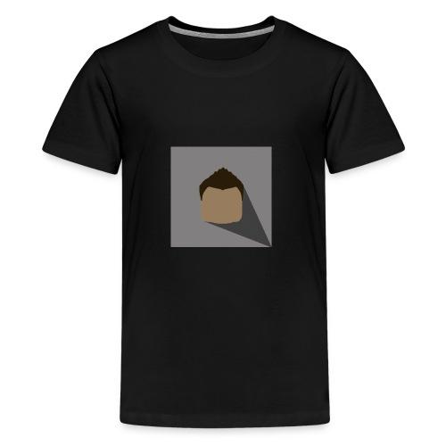 Logo Only - Kids' Premium T-Shirt