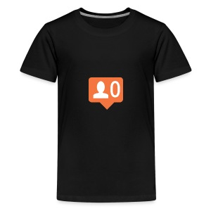 No Followers - Kids' Premium T-Shirt