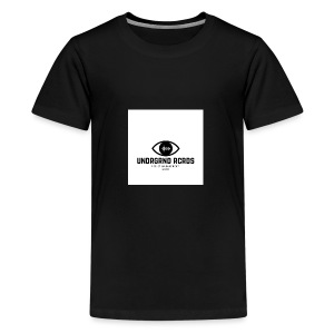 underground establishment - Kids' Premium T-Shirt