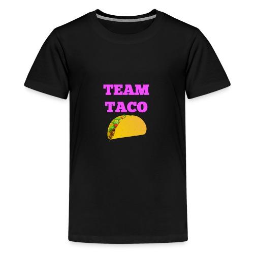 TEAMTACO - Kids' Premium T-Shirt