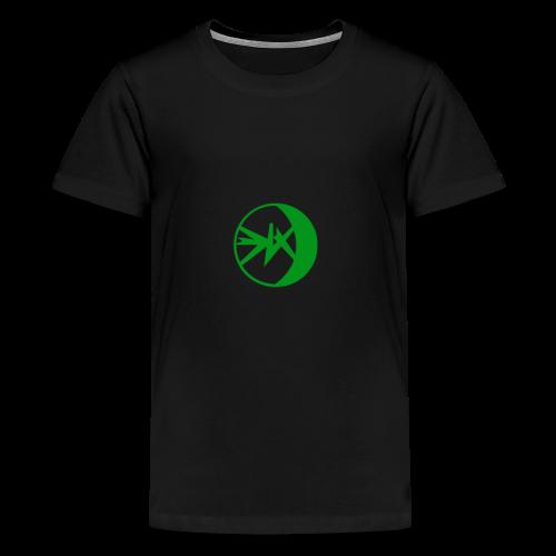 EKlips Clothing Green/Blk - Kids' Premium T-Shirt