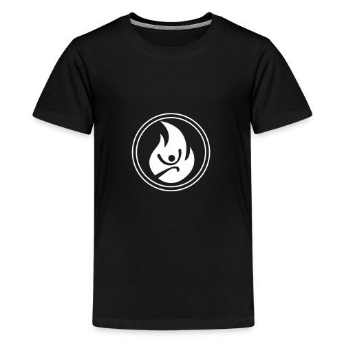 Bodies Of Sweat Brand Mark - Kids' Premium T-Shirt
