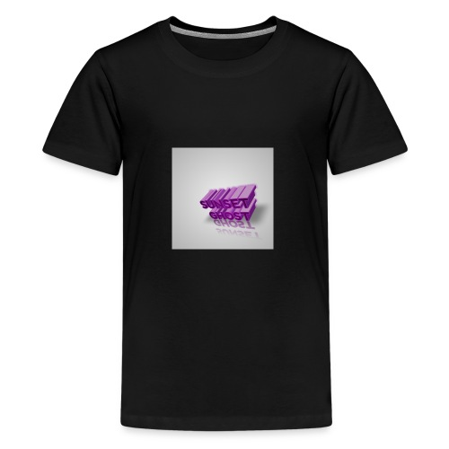 YouTube supporters - Kids' Premium T-Shirt