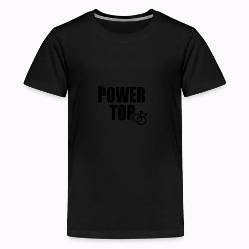 100% Power Top - Kids' Premium T-Shirt