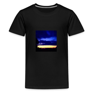 Sunset beauty - Kids' Premium T-Shirt