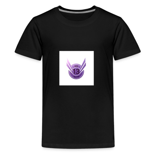 This is my first company - Kids' Premium T-Shirt