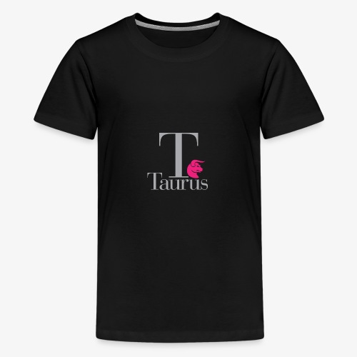 Taurus by MujerAlchimista.Life - Kids' Premium T-Shirt