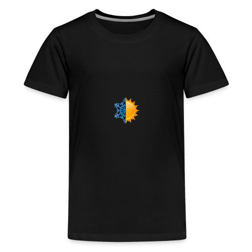 Half-n-Half - Kids' Premium T-Shirt