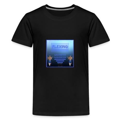 Album FLEXING Summer Merch - Kids' Premium T-Shirt
