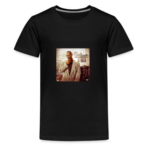 J JONES REAL MUSIC IS BACK - Kids' Premium T-Shirt