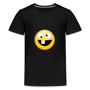 goofy face - Kids' Premium T-Shirt