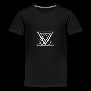 ABNF Badge Logo - Kids' Premium T-Shirt