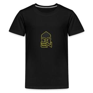EDGE_LOGO_2-0 - Kids' Premium T-Shirt