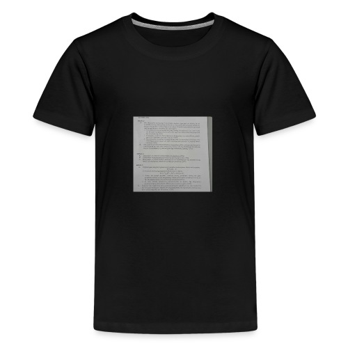 test - Kids' Premium T-Shirt