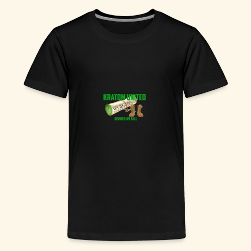 Kratom United - Kids' Premium T-Shirt