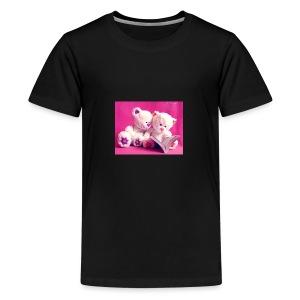Cute teddy bears - Kids' Premium T-Shirt