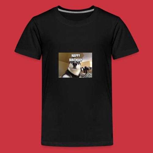 happy birthday - Kids' Premium T-Shirt