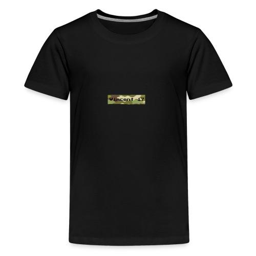 Camo - Kids' Premium T-Shirt