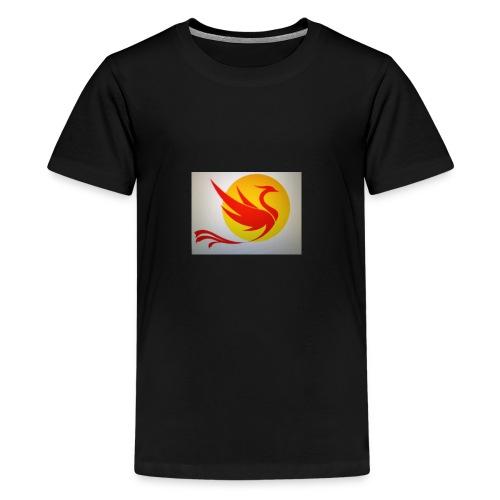 Asian Phoenix - Kids' Premium T-Shirt