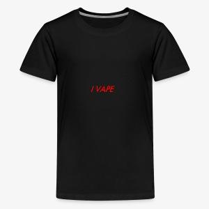 I Vape - Kids' Premium T-Shirt
