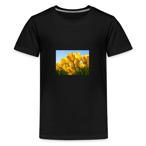 Tulips - Kids' Premium T-Shirt