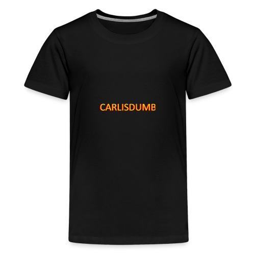 Short thing sorry - Kids' Premium T-Shirt