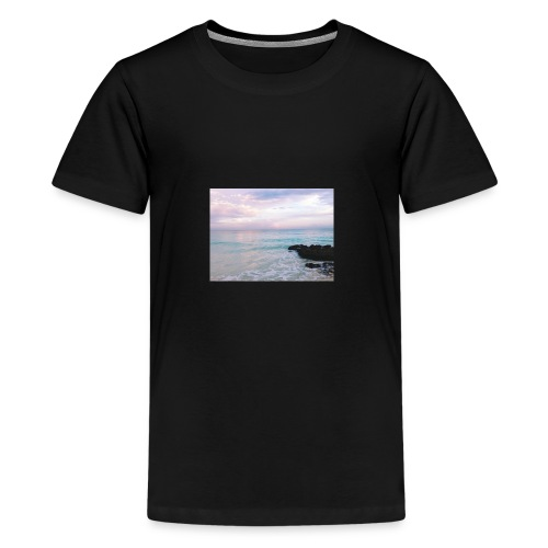 Pastel Beach - Kids' Premium T-Shirt