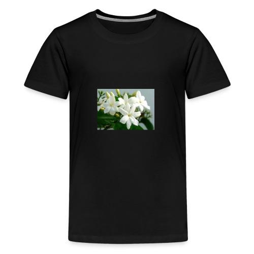 Jasmine Flower - Kids' Premium T-Shirt