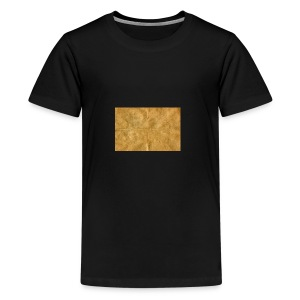 golden block rock - Kids' Premium T-Shirt