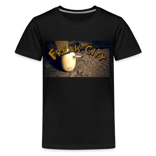 Smoking Potato - Kids' Premium T-Shirt