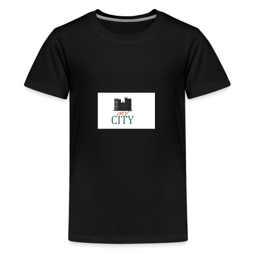 my city - Kids' Premium T-Shirt