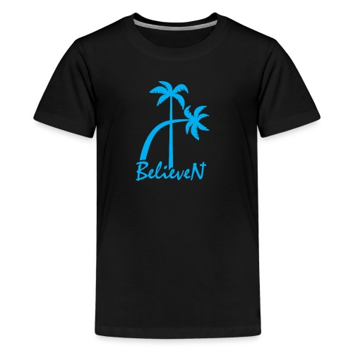 BelieveN blue - Kids' Premium T-Shirt
