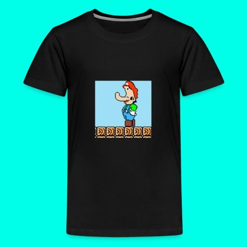 bN9fzVv jpg large - Kids' Premium T-Shirt