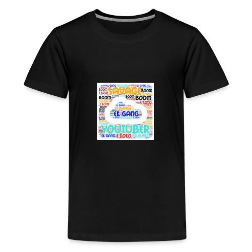 WORD MIX - Kids' Premium T-Shirt