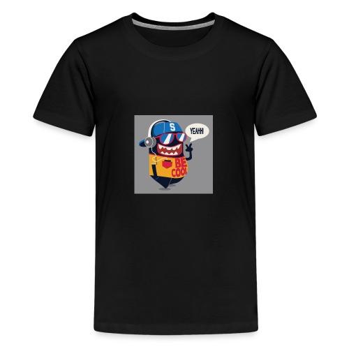 2017 tropicalgamer Cool pic - Kids' Premium T-Shirt