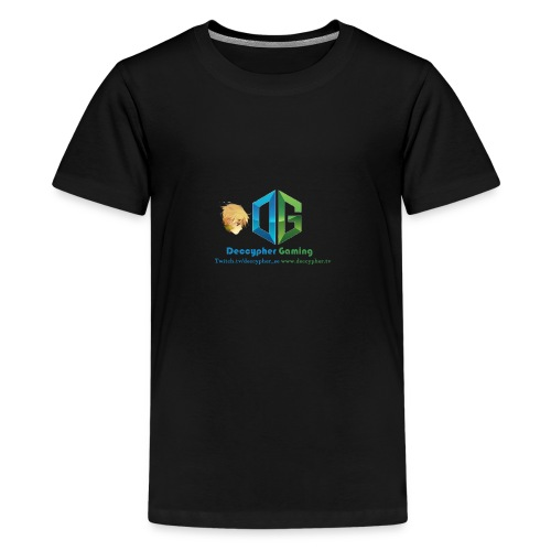 Deccypher Gaming - Kids' Premium T-Shirt