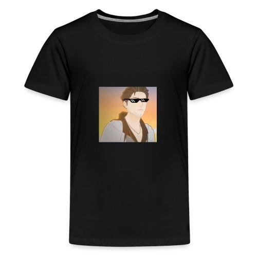 Qrow - Kids' Premium T-Shirt