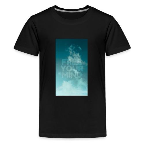 Free Your Mind - Kids' Premium T-Shirt