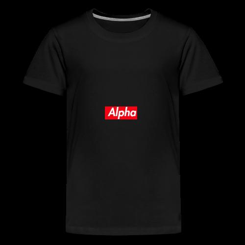 Alpha Squad - Kids' Premium T-Shirt
