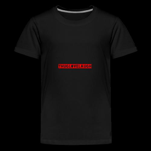 Name Tags - Kids' Premium T-Shirt