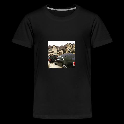 LargeLife.inc Motivational Shirt. - Kids' Premium T-Shirt