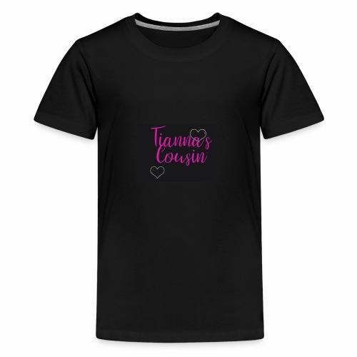 Tianna's Birthday T - Kids' Premium T-Shirt