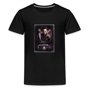 Micheal Myers Horror Collection - Kids' Premium T-Shirt
