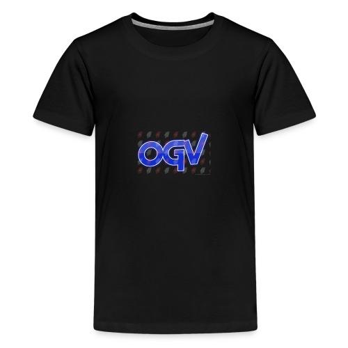 oliviagamervlogger=ogv - Kids' Premium T-Shirt