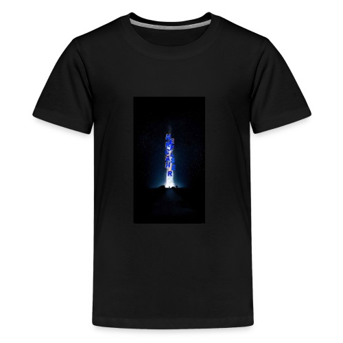 Nerfclasher rocket shirt - Kids' Premium T-Shirt