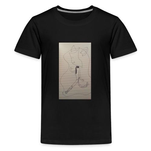 IMG 20180114 2145380 rewind - Kids' Premium T-Shirt